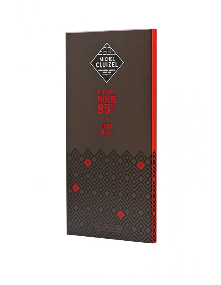 Michel Cluizel Tumša Šokolāde Grand Noir 85%