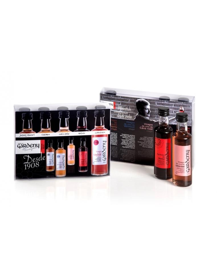 Gardeny Red Wine Vinegars 5 pack