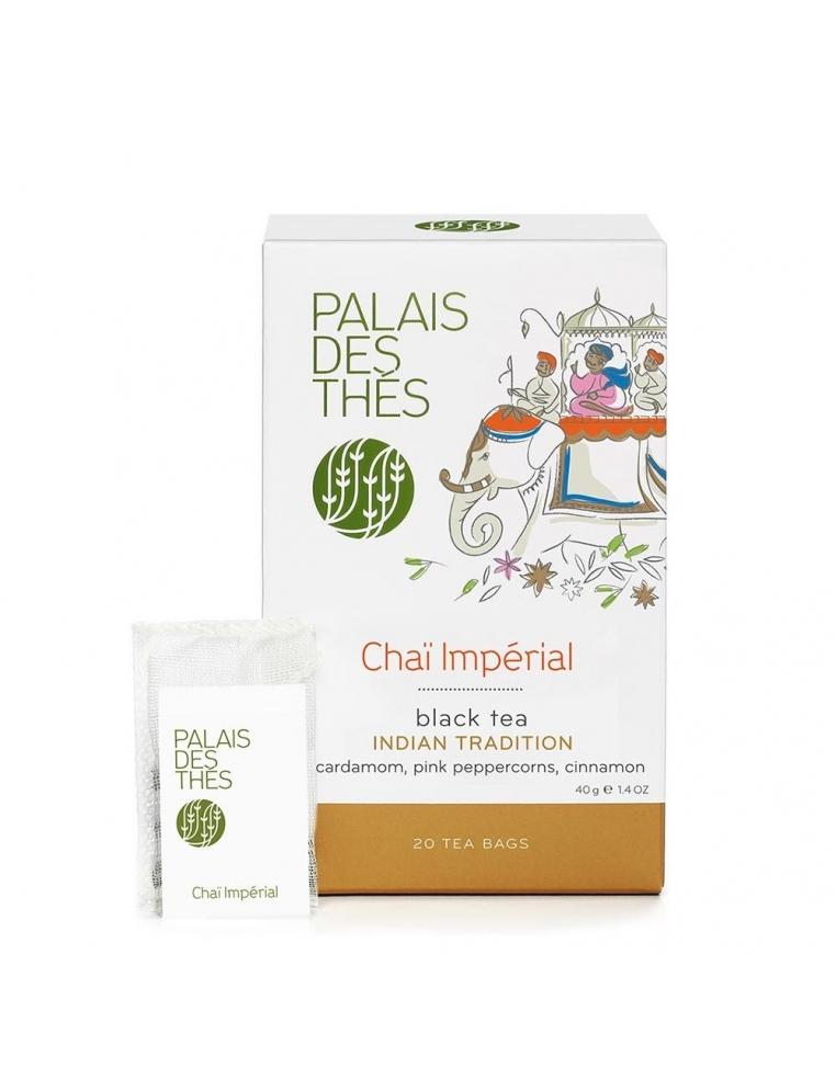 PALAIS DES THES CHAI IMPERIAL TĒJA  20X2G