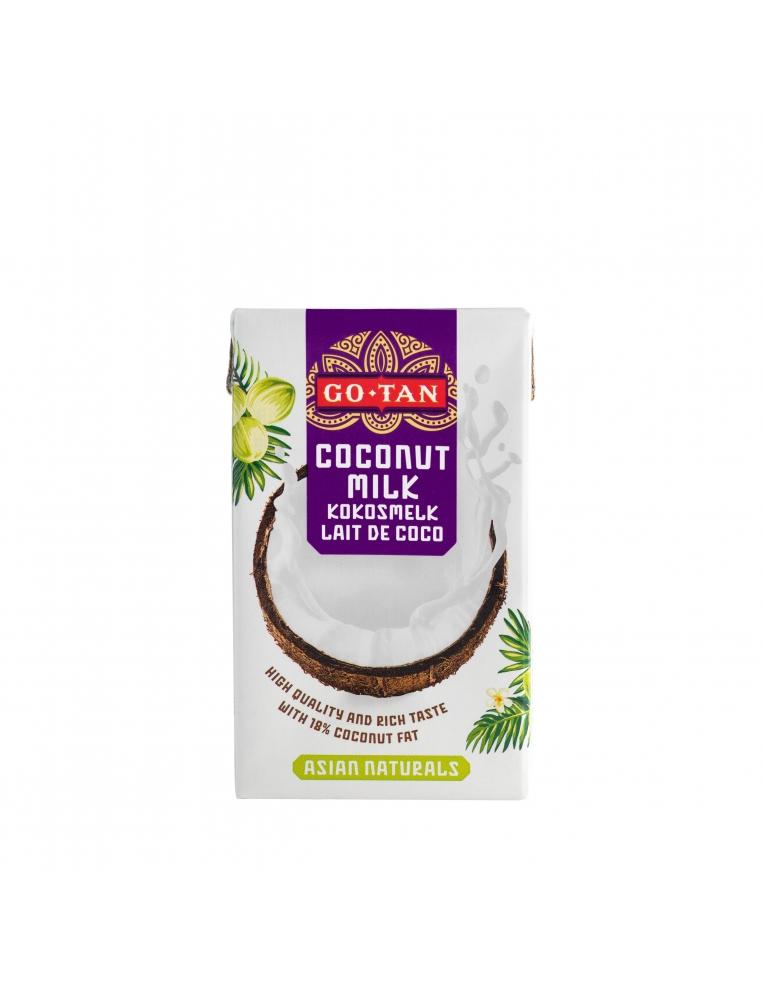 Go Tan Kokosriekstu Piens 250 ml