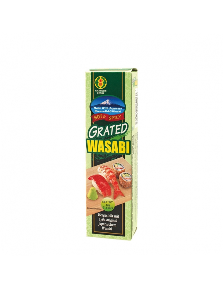 Wasabi Pasta 43g