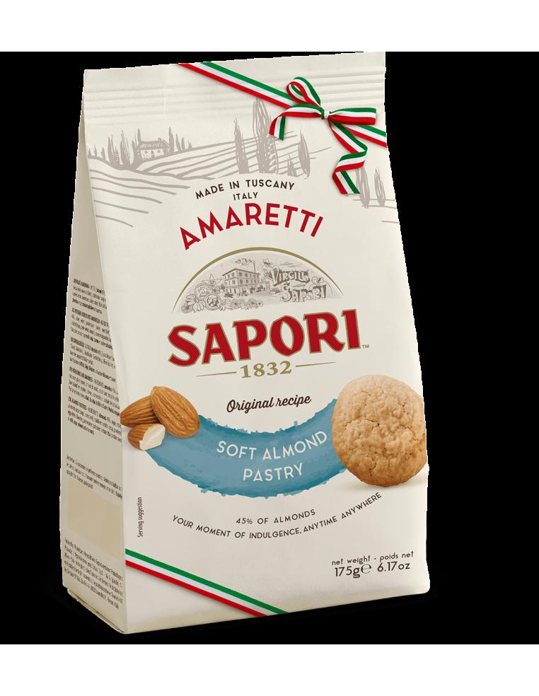 Soft Almond Cookies Amaretti 175g