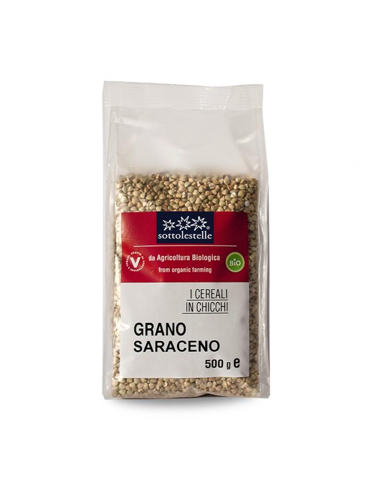 Organic Green Buckwheat 500g