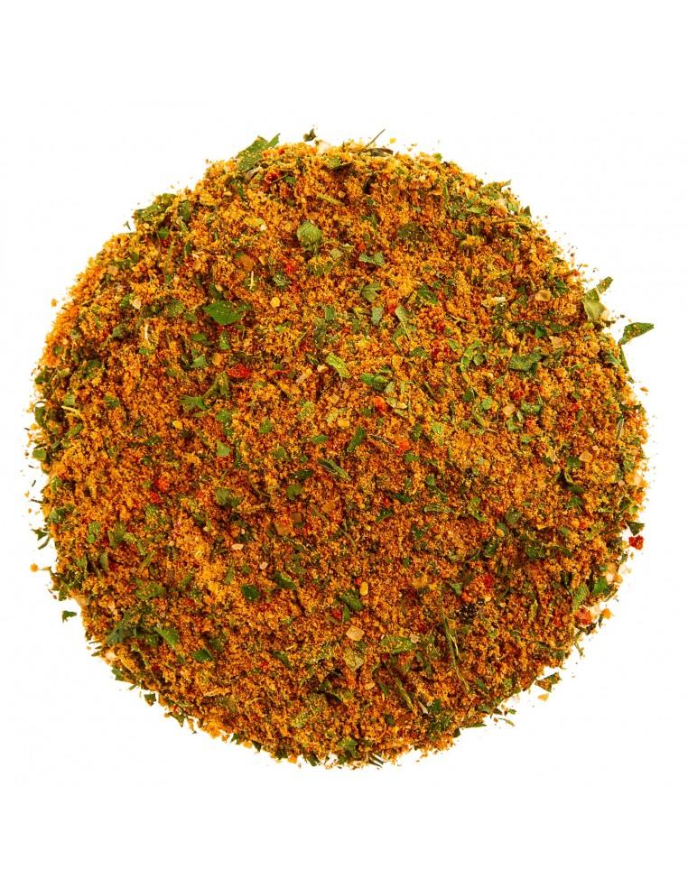 Spice Blend Hummus