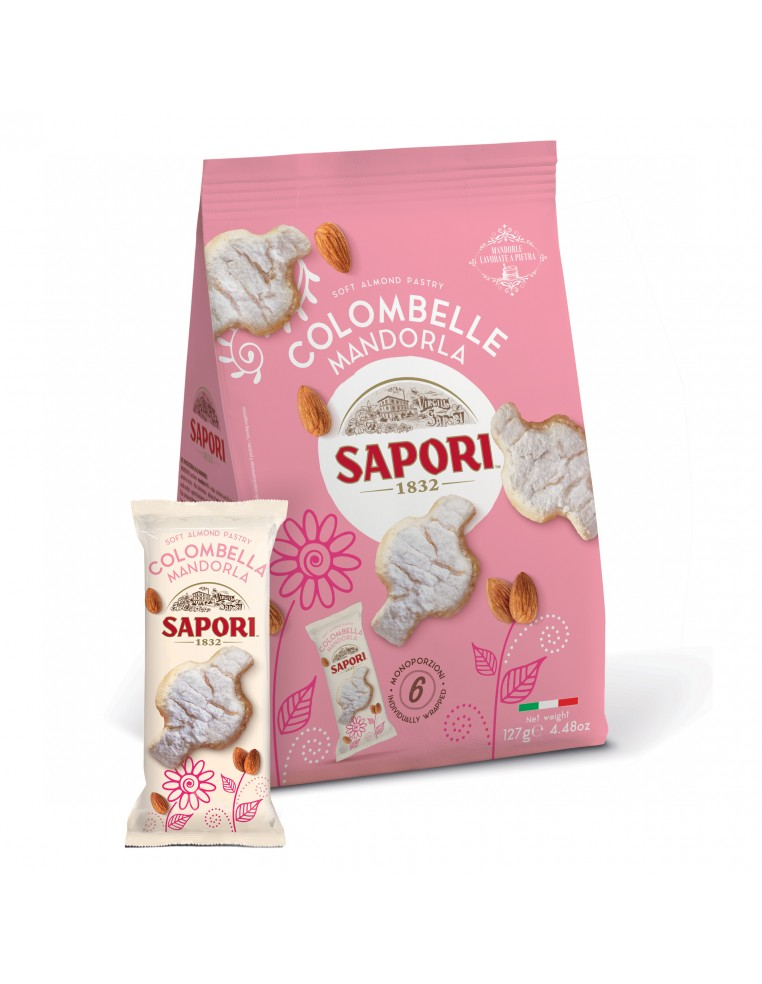 Almond Biscuits Colombelle 127g