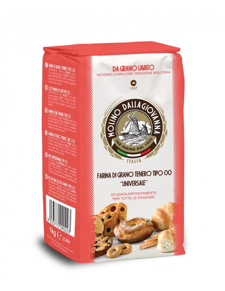 Molino Dallagiovanna Universal Flour 1kg