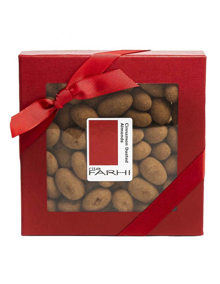Farhi Cinnamon Almonds in a Gift Box...