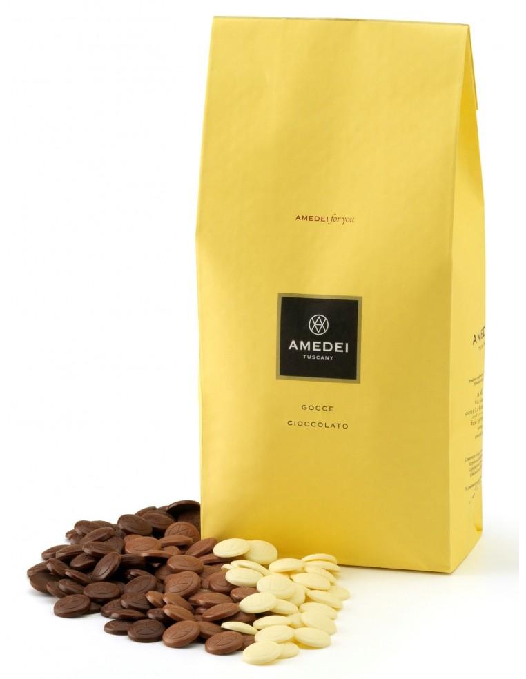 Amedei Baltās Šokolādes Čipsi 2kg